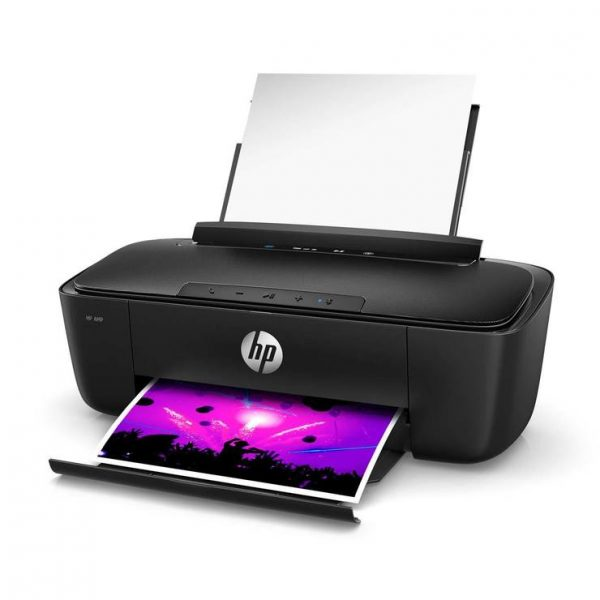 HP AMP 130 All-in-One A4 Printer with Built In Speaker